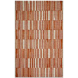 Momeni Delhi DL-49 Rug in Orange