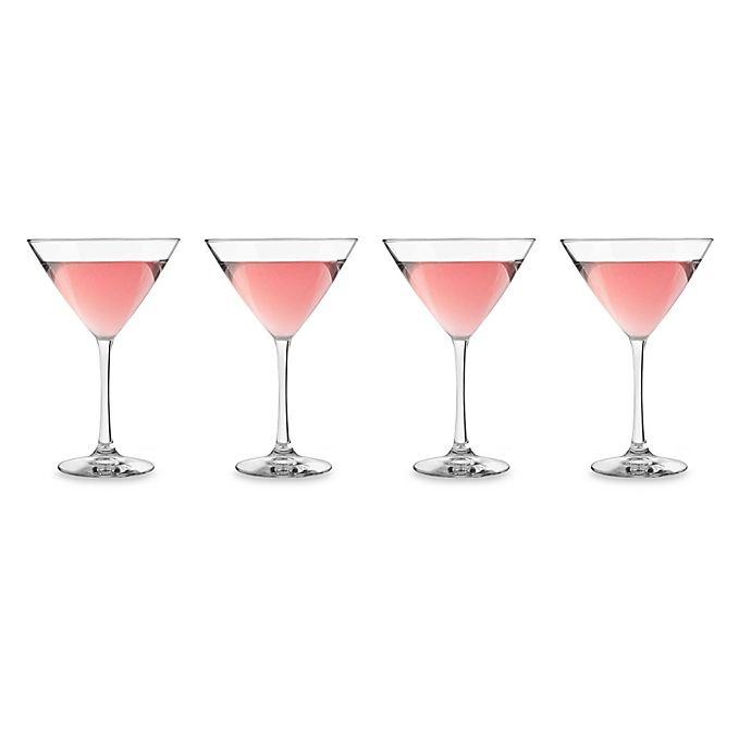 Alternate image 1 for Dailyware™ Martini Glasses (Set of 4)