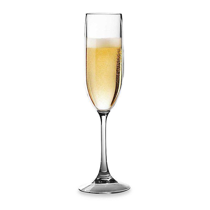Alternate image 1 for Tritan™ Shatterproof Champagne Flute Glass