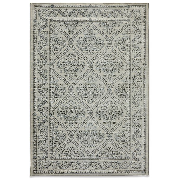 Bed Bath And Beyond Area Rugs Roselawnlutheran Earth Tone: Mohawk Home Serenity Augustine Rug In Butter Pecan