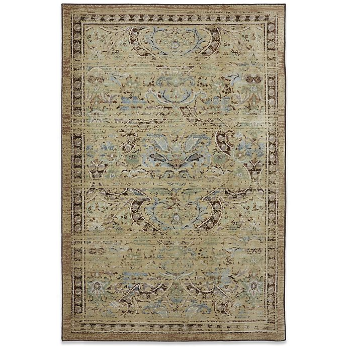 Bed Bath And Beyond Area Rugs Roselawnlutheran Earth Tone: Mohawk Home Serenity Edison Avenue Cashmere Rug