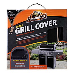 Armor All® Grill Cover in Black