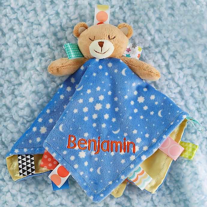 Alternate image 1 for Taggies™ Starry Night Teddy Lovey