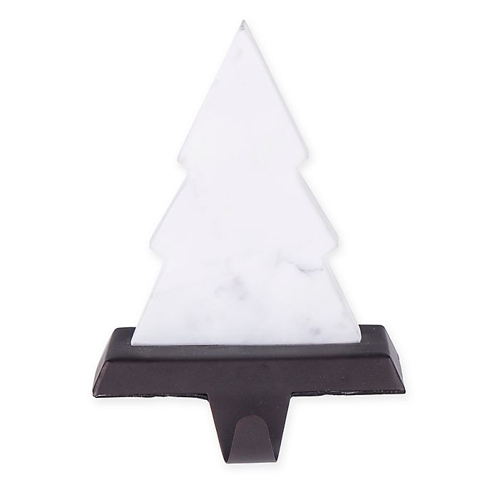 Alternate image 1 for Bee & Willow™ Home Marble Tree Stocking Holder