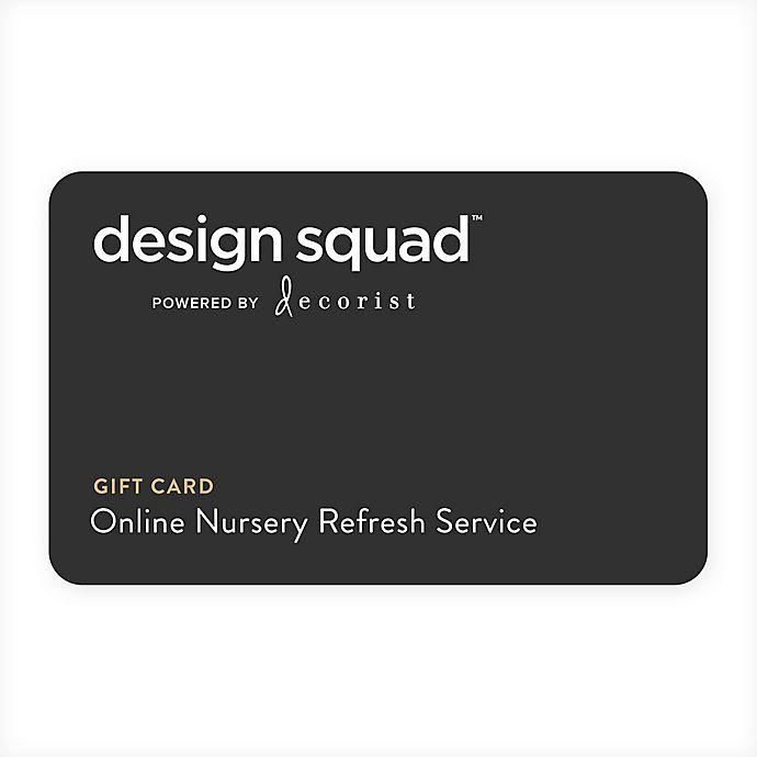 Alternate image 1 for Design Squad Online Nursery Refresh Service