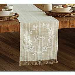 Bee & Willow™ Home Gather Table Runner in Natural