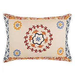 Global Caravan™ Suzani Embroidered Pillow Sham