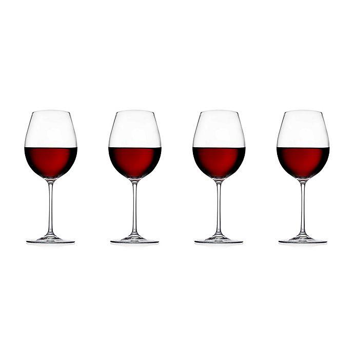 Alternate image 1 for Olivia & Oliver™ Madison 20 oz. Red Wine Glasses (Set of 4)