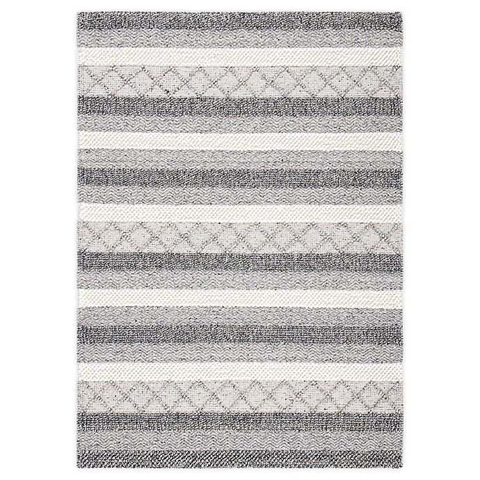 Alternate image 1 for Bee & Willow™ Home Sussex 3' x 5' Area Rug in Grey/Beige