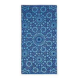 Destination Summer Geo Beach Towel