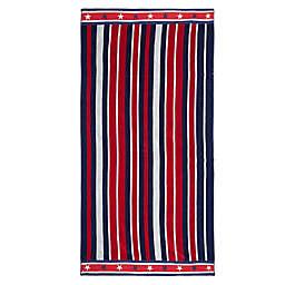 Destination Summer Americana Stripes Beach Towel