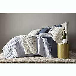 O&O by Olivia & Oliver™ Hash Tag Standard Pillow Shams in Blue (Set of 2)