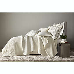 O&O by Olivia & Oliver™ Zig Zag European Throw Pillow in Ivory