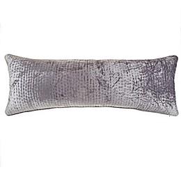 Wamsutta® Collection Velvet Lumbar Throw Pillow