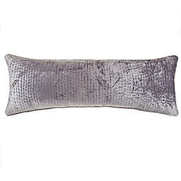 Wamsutta® Collection Velvet Lumbar Throw Pillow