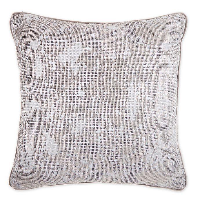 Alternate image 1 for O&O by Olivia & Oliver™ Cesura Square Throw Pillow
