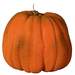 Harvest 20-Inch Classic Polyfoam Pumpkin in Orange