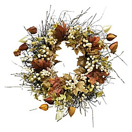 Bee & Willow™ Home Harvest 21.65-Inch Berry Wreath