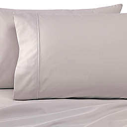 Wamsutta® Dream Zone® 500-Thread-Count PimaCott® King Pillowcases in Silver (Set of 2)