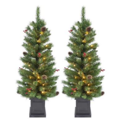 Outdoor Christmas Decorations Bed Bath Beyond