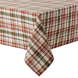 Bee & Willow™ Home Harvest Plaid 60-Inch x 120-Inch Oblong Tablecloth