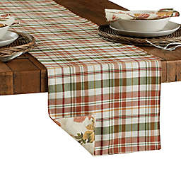 Bee & Willow™ Home Harvest Plaid Table Runner