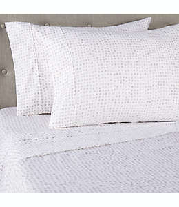 Juego de sábanas matrimoniales O&O by Olivia & Oliver™ color gris