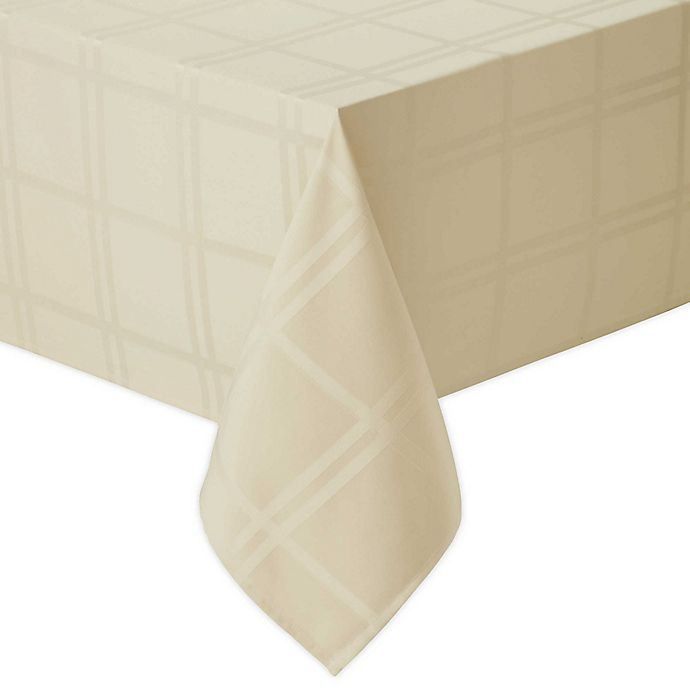 Alternate image 1 for Wamsutta® Solid Tablecloth