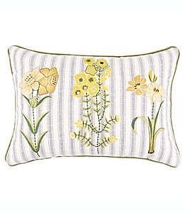 Cojín decorativo de algodón Bee & Willow™ Home Argyle Garden