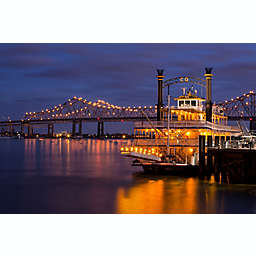 Paddlewheeler Creole Queen Dinner Jazz Cruise by Spur Experiences® (New Orleans, LA)