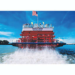 Creole Queen Historic Lunch Cruise by Spur Experiences®