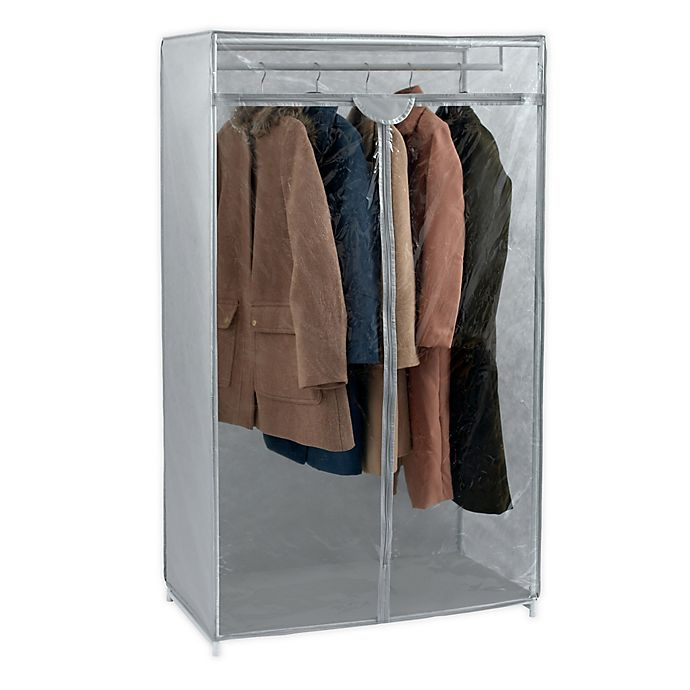 Alternate image 1 for SALT™ 36-Inch Clear Extra Closet