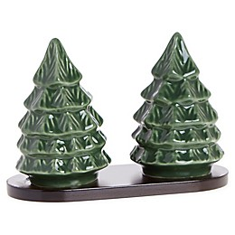 Bee & Willow™ Home Christmas Tree Salt and Pepper Shakers