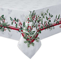Bee & Willow™ Home Holiday Berries 60-Inch x 120-Inch Tablecloth