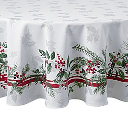 Bee & Willow™ Home Holiday Berries Tablecloth