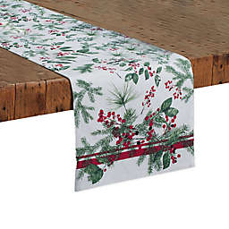 Bee & Willow™ Home Holiday Berries 90-Inch Table Runner