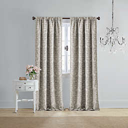 Wamsutta® Vintage Michelet Rod Pocket Room Darkening Window Curtain Panel