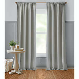 Bee & Willow™ Home Dotted Lines Room Darkening Window Curtain Panel