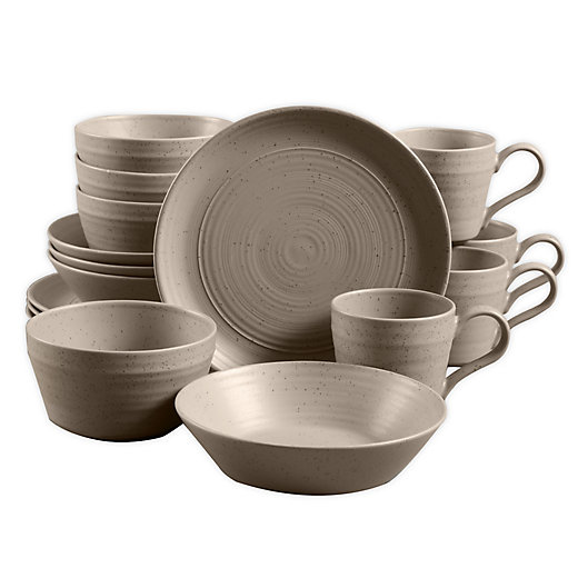 Alternate image 1 for Bee & Willow™ Home Milbrook 16-Piece Dinnerware Set