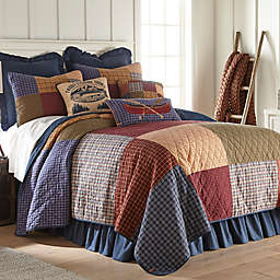 Donna Sharp Lakehouse Quilt