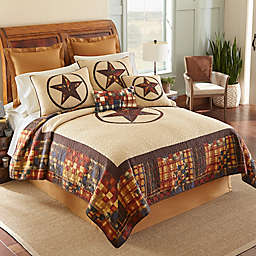 Donna Sharp Rustic Star Quilt