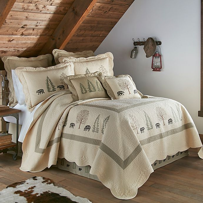 Alternate image 1 for Donna Sharp Bear Creek Bedding Collection