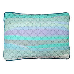 Donna Sharp Summer Surf Standard Pillow Sham in Blue