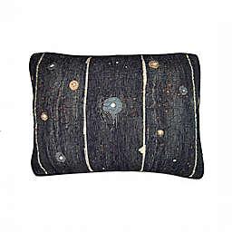 Donna Sharp® Moonlit Bear Standard Pillow Sham in Black