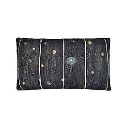 Donna Sharp® Moonlit Bear King Pillow Sham in Black