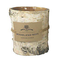 Bee & Willow Home™ Woodland Moss 16 oz. Natural Woods Candle