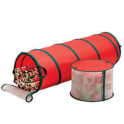 Winter Wonderland ORG Pop-Up Wrap and Ribbon Organizer