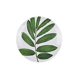 W Home™ Palm Leaf Melamine Salad Plate in Green