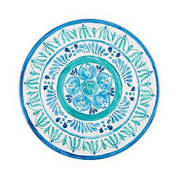 Fish Medallion Melamine Dinner Plate
