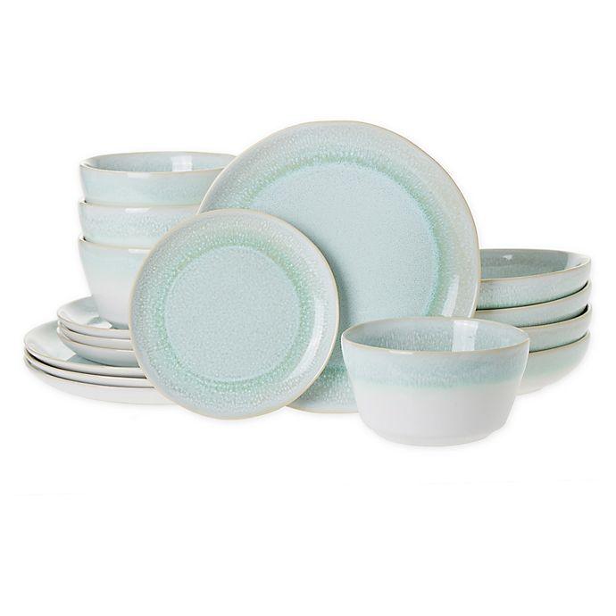 Alternate image 1 for Bee & Willow™ Weston 16-Piece Dinnerware Set in Mint